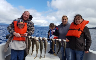 Lake Tahoe Fishing Report