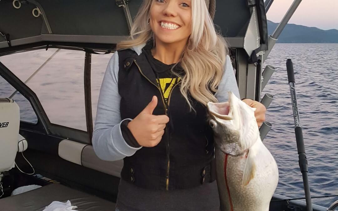 Lake Tahoe Fishing Report